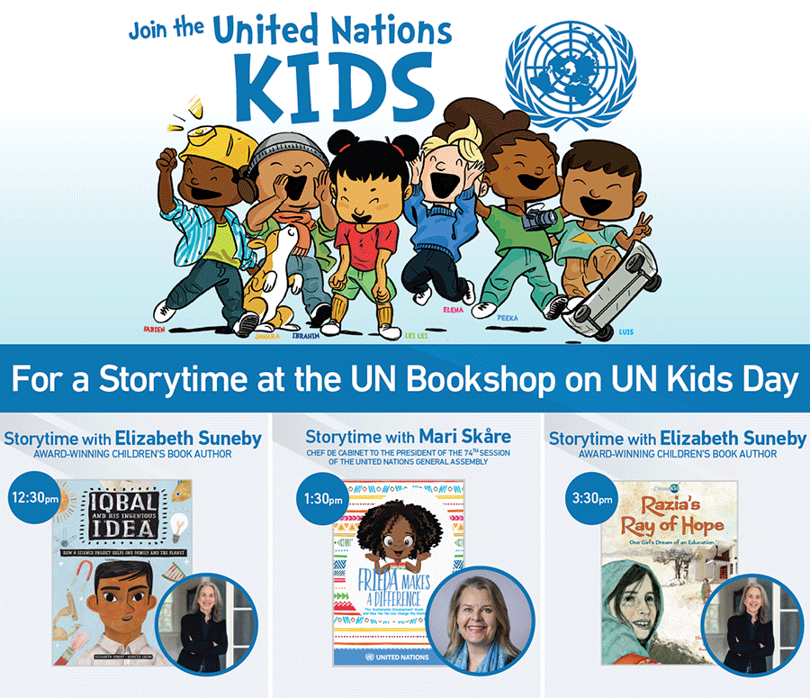 UN Kids Day Graphic