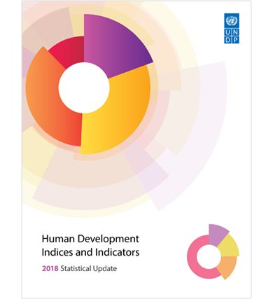 Human Development Indices and Indicators 2018 Cover