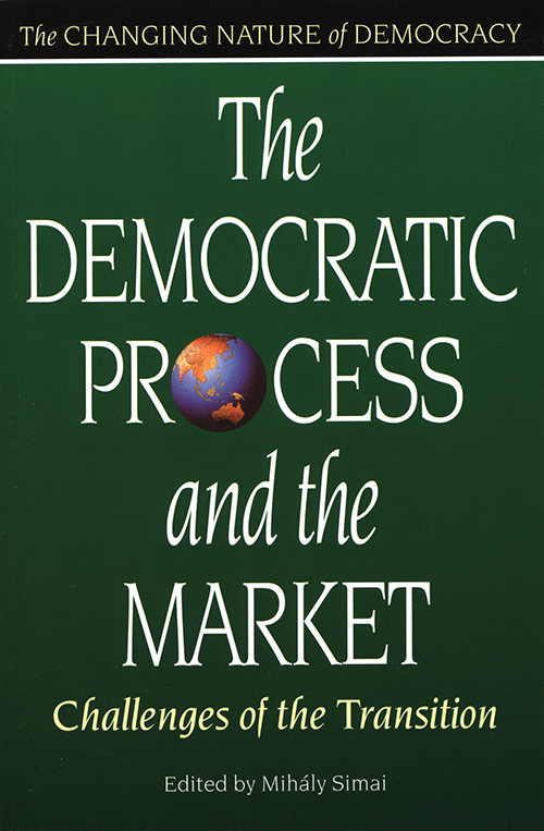 DEMOCRATIC PROCESS & THE MARKET