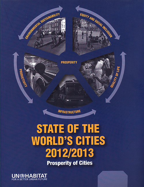 STATE OF WORLDS CITIES 2012/13