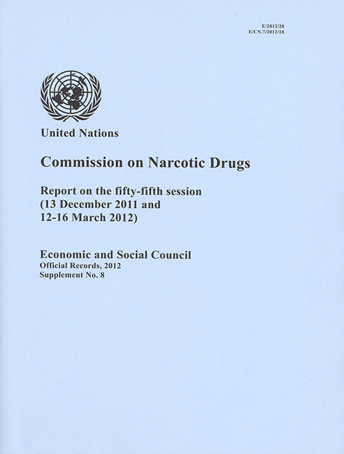 EOR 2012 SUPP8 NARC DRUGS