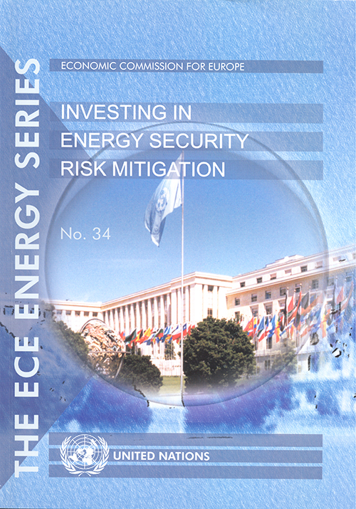 INVESTING ENERGY SECURITY RISK