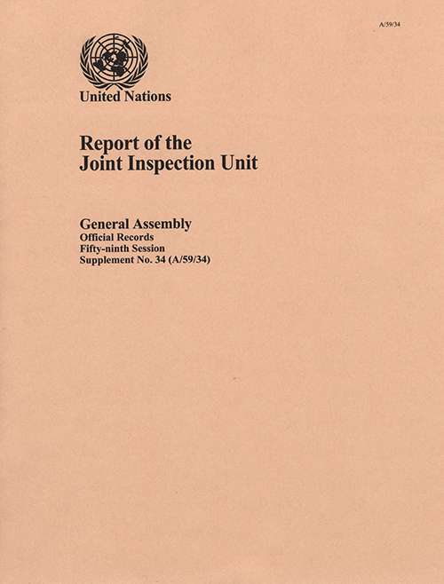 GAOR 59TH SUPP34 JOINT INSPECT