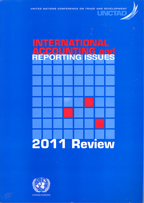 INTL ACC & REPORTING ISSUES 2011
