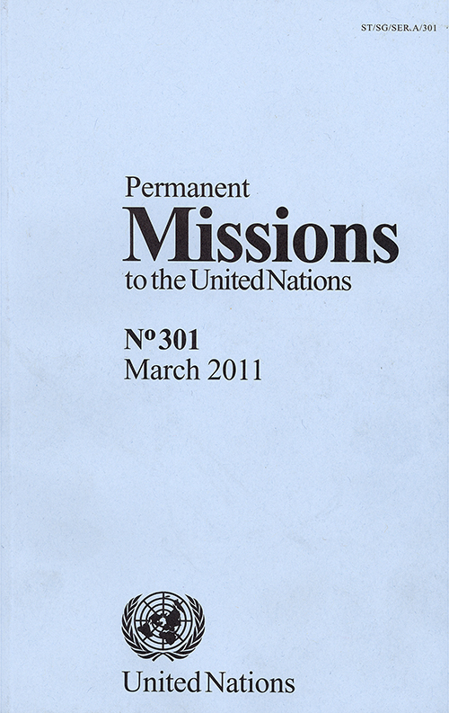 PERMANENT MISSIONS TO UN #301
