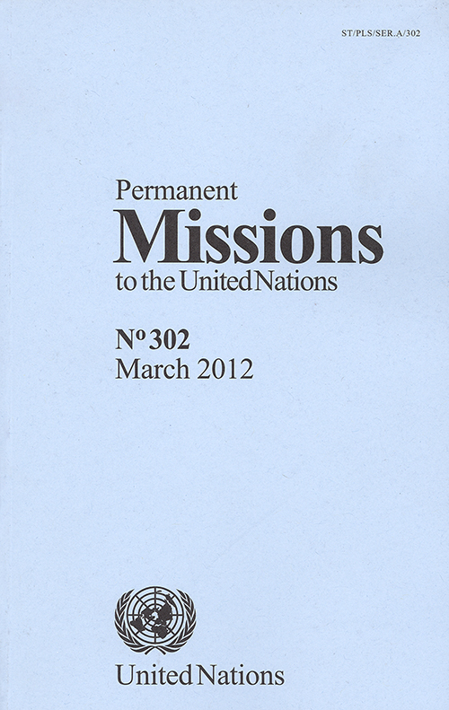 PERMANENT MISSIONS TO UN #302