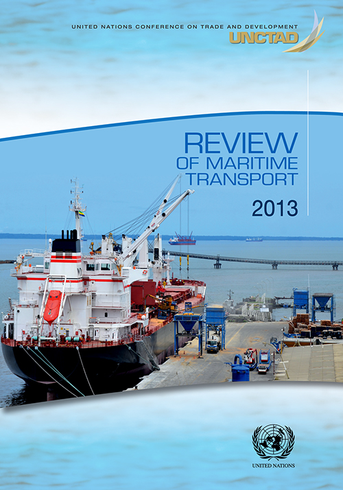 REVIEW MARITIME TRANS 2013