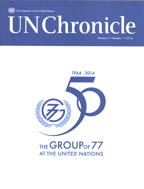 UN CHRONICLE V51 #1 2014