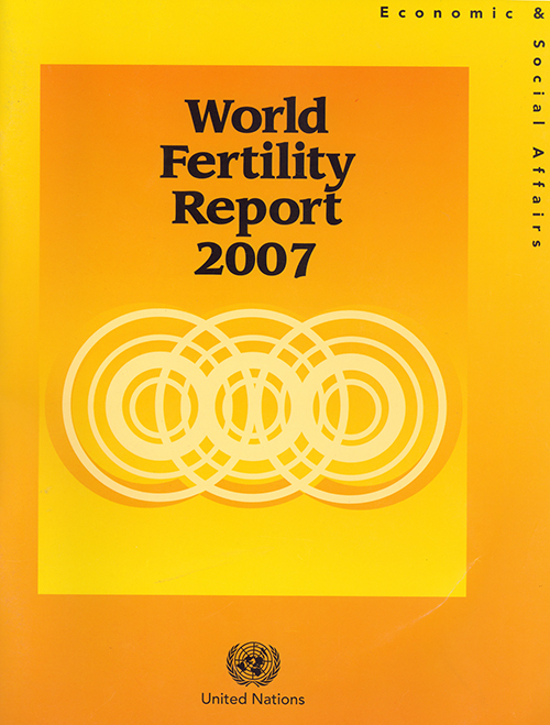 WORLD FERTILITY RPT 2007