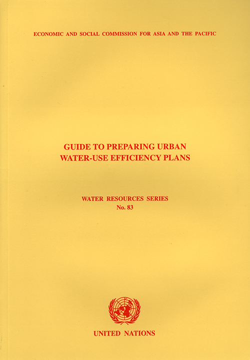 GUIDE TO PREPARING URBAN WATER USE