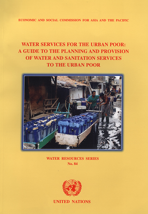 WATER SERVICES FOR THE URBAN POOR