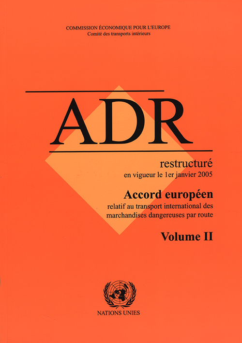 ACCORD EUROPEEN ADR 2005 2V