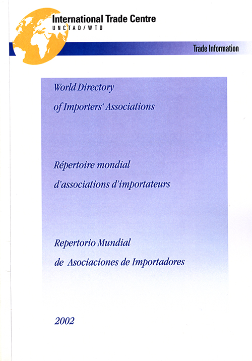 WORLD DIRECTORY IMPORTERS 2002