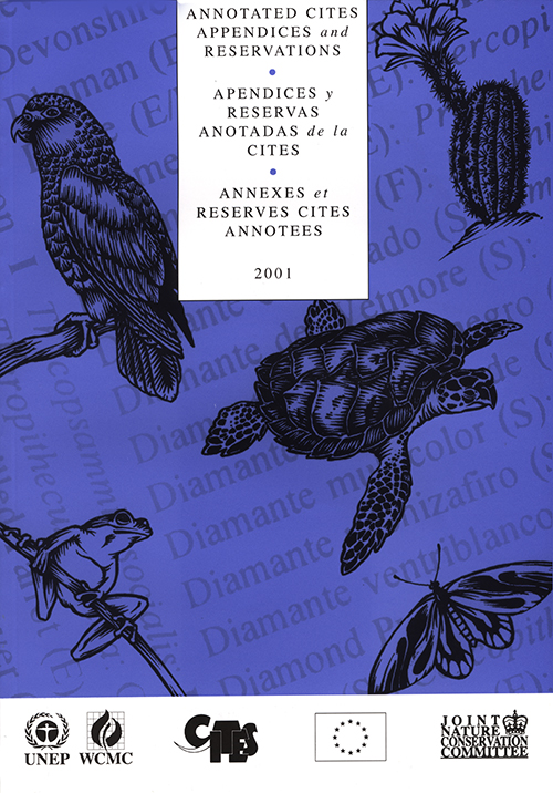 ANNOTATED CITES APPENDICES & RES