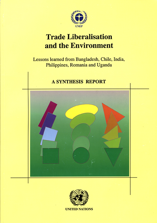 TRADE LIBERALISATION AND THE ENVIR
