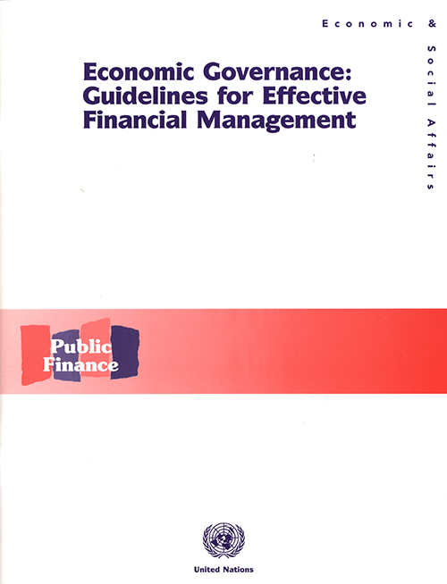 ECON GOVERNANCE GUIDELINES FO
