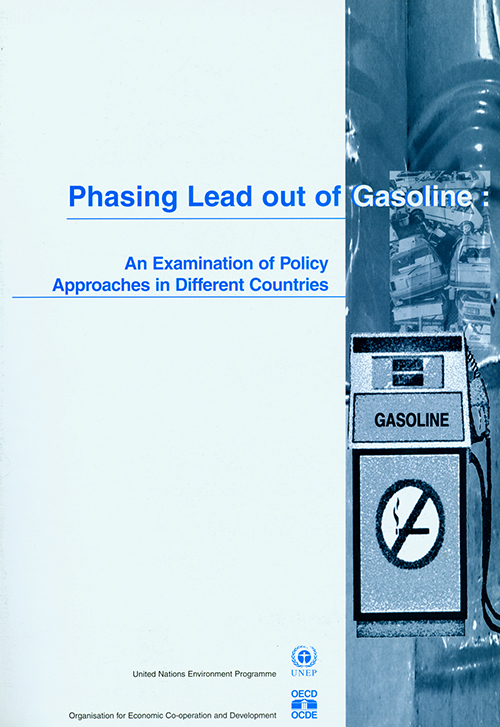 PHASING LEAD OUT OF GASOLINE