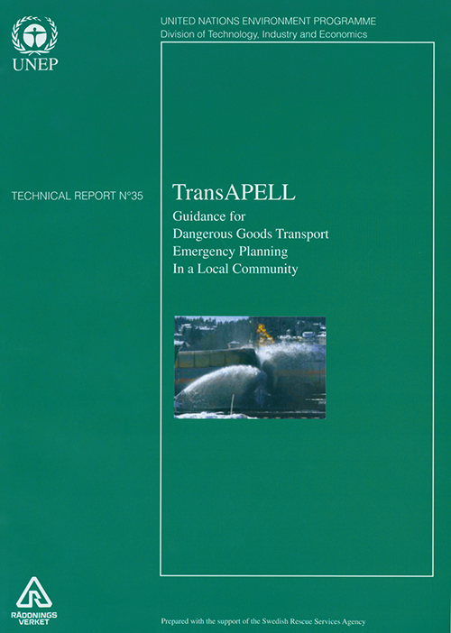 TRANSAPELL GUIDANCE FOR DANGEROUS