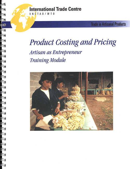 PRODUCT COSTING & PRICING ARTISAN