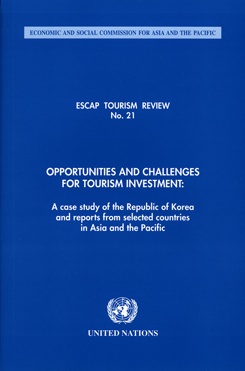 OPPORTUNITIES & CHALLE FOR TOURISM