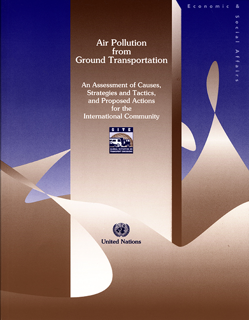 AIR POLLUTION FROM GROUND
