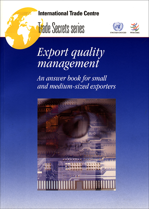 EXPORT QUALITY MNGMT ANSWER