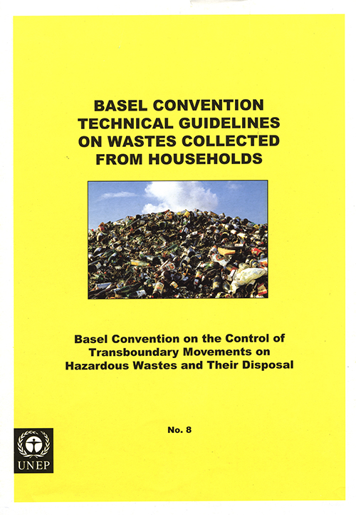BASEL CONVENTION TECHNICAL GDLNS