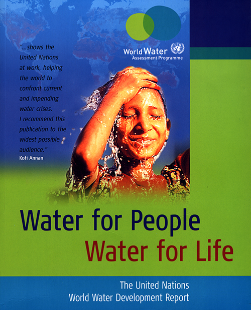 WORLD WATER DEV RPT #1