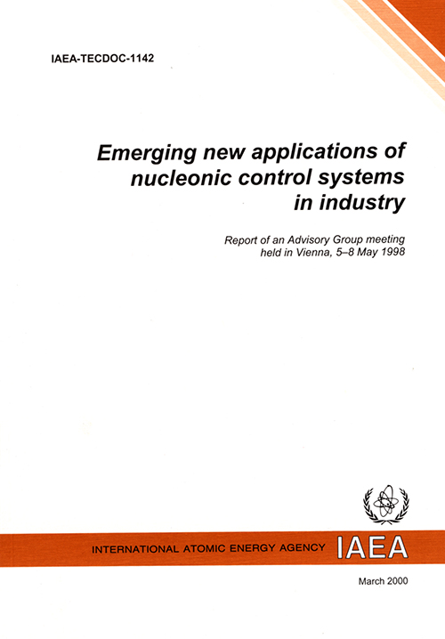 EMERGING NEW APPLICATIONS OF NUCLE