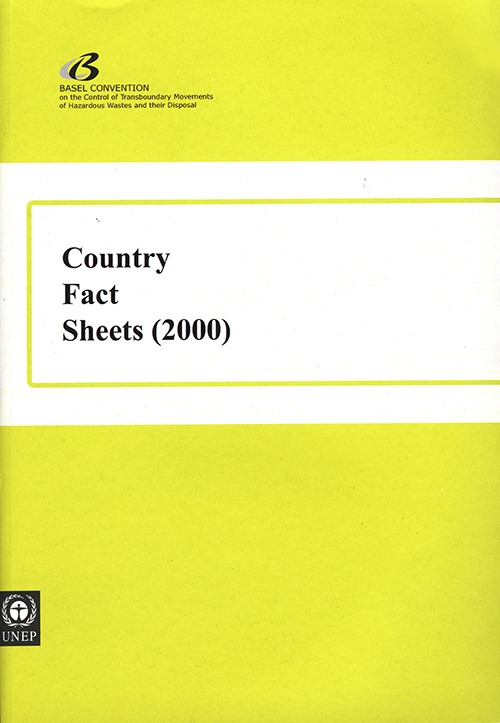 COMPILATION CNTY FACT SHEETS 2000