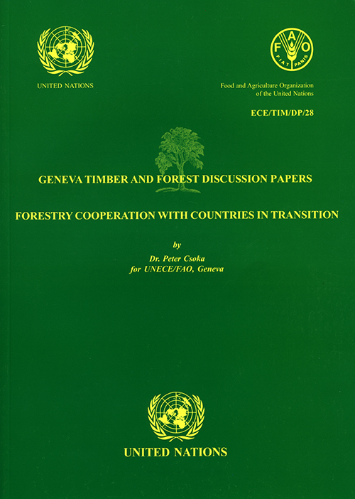 FORESTRY COOPERATION WITH CTRIES