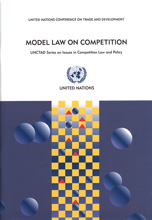 MODEL LAW ON COMPETITION