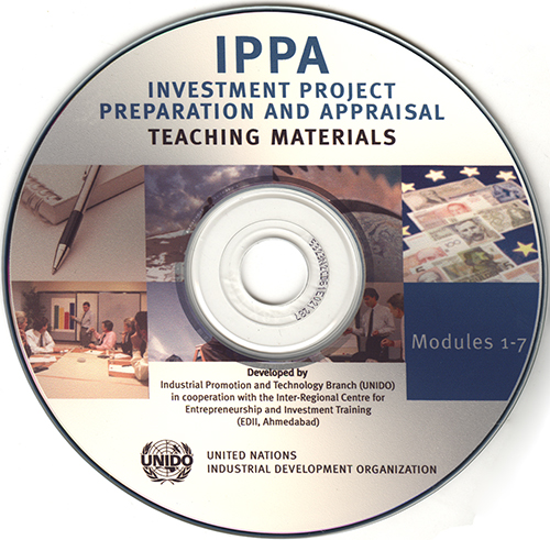 INVESTMENT PROJECT PREPARATION CD