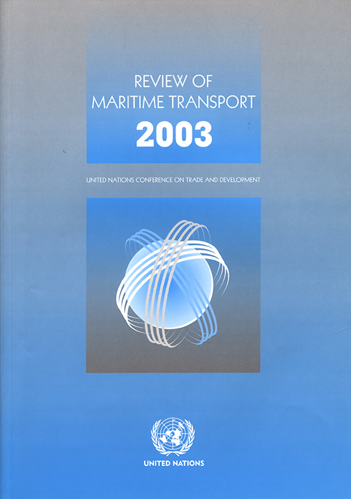 REVIEW MARITIME TRANS 2003