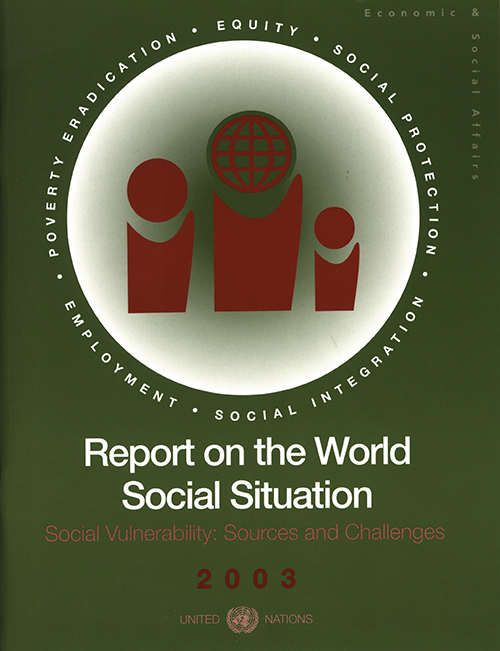 RPT WORLD SOCIAL SITUATION 2003