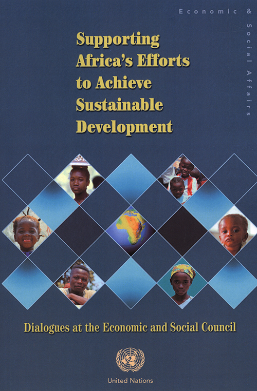 SUPPORTING AFRICA EFFORTS ACHIEVE