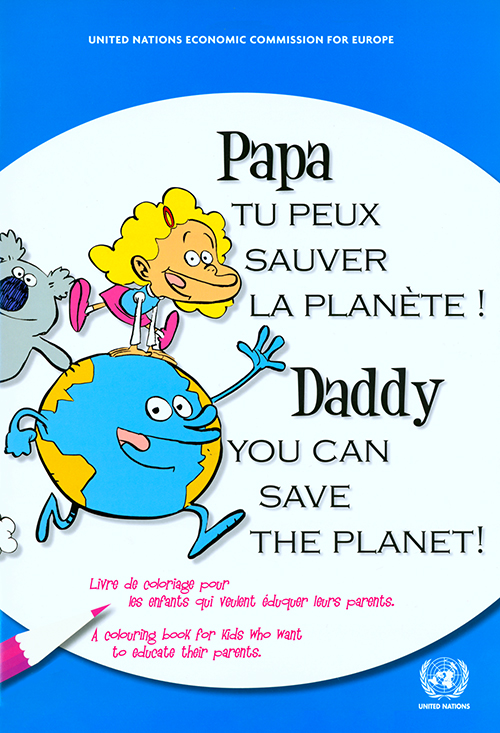 DADDY YOU CAN SAVE THE PLANET (E/F