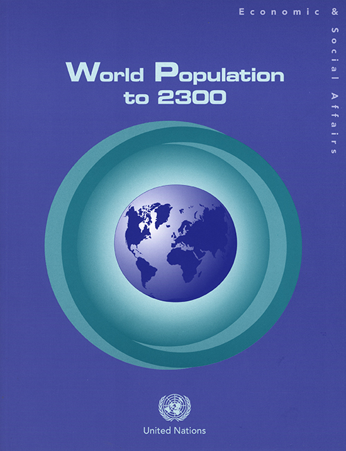 WORLD POPULATION TO 2300