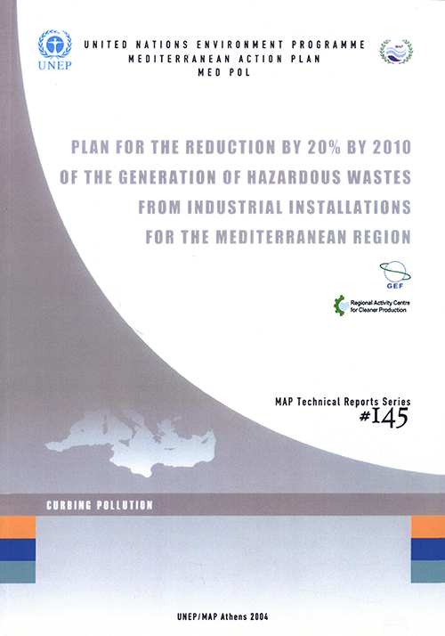 PLAN REDUCTION BY 20% BY 2010