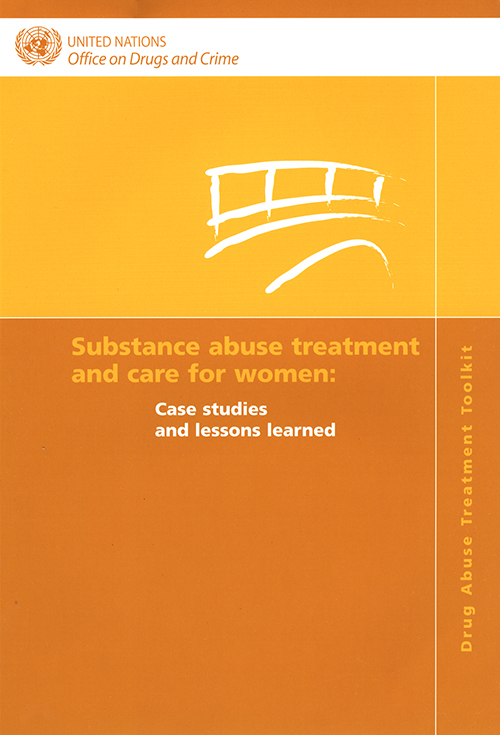 SUBSTANCE ABUSE TREATMENT CARE