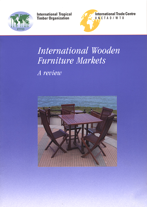 INTL WOODEN FURNITURE MARKETS REV