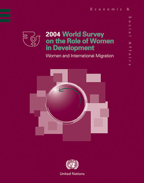 WORLD SURVEY ROLE WOMEN 2004