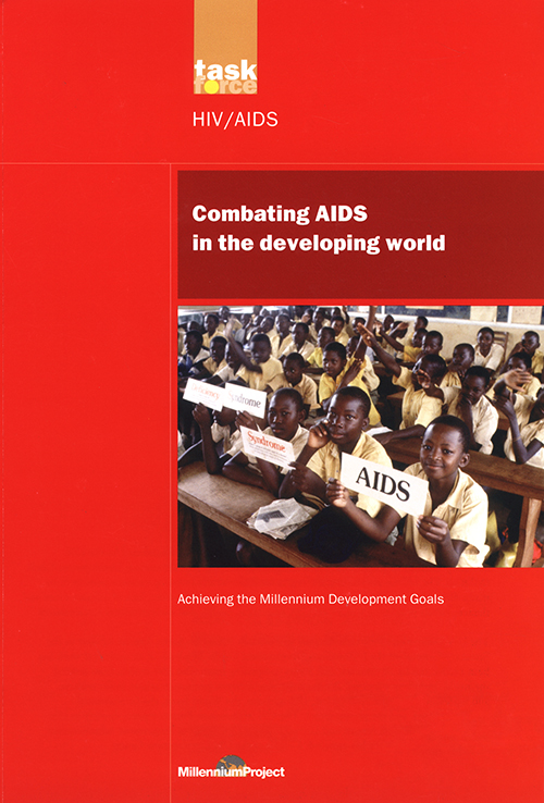 COMBATING AIDS IN THE DEVELOPING