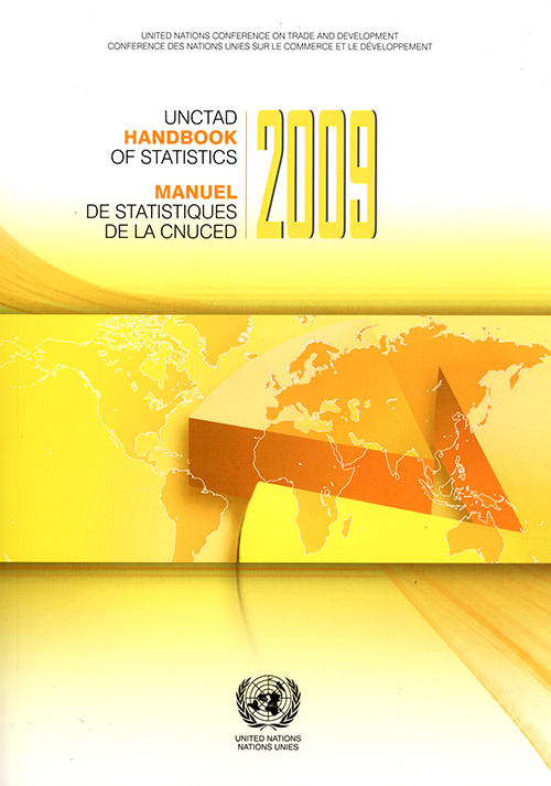 UNCTAD HNDBK STAT 2009 (CD)