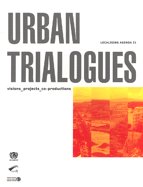 URBAN TRIALOGUES VISIONS PROJECTS