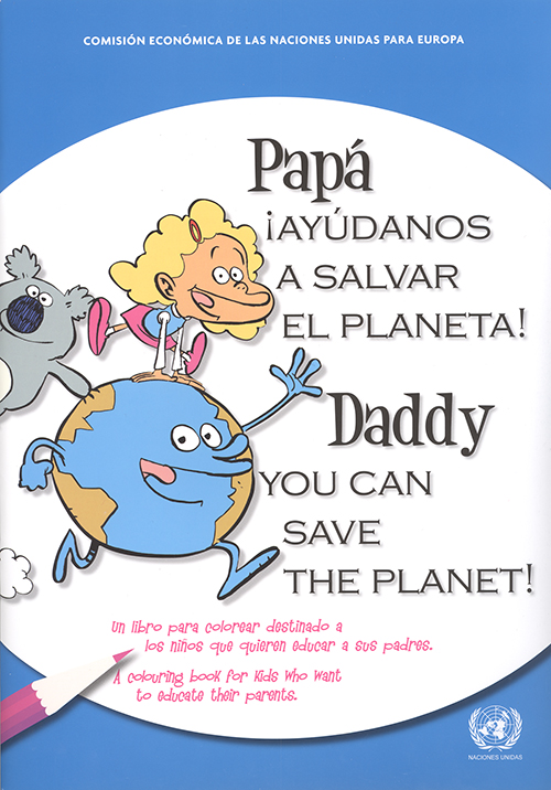 DADDY YOU CAN SAVE THE PLANET (E/S
