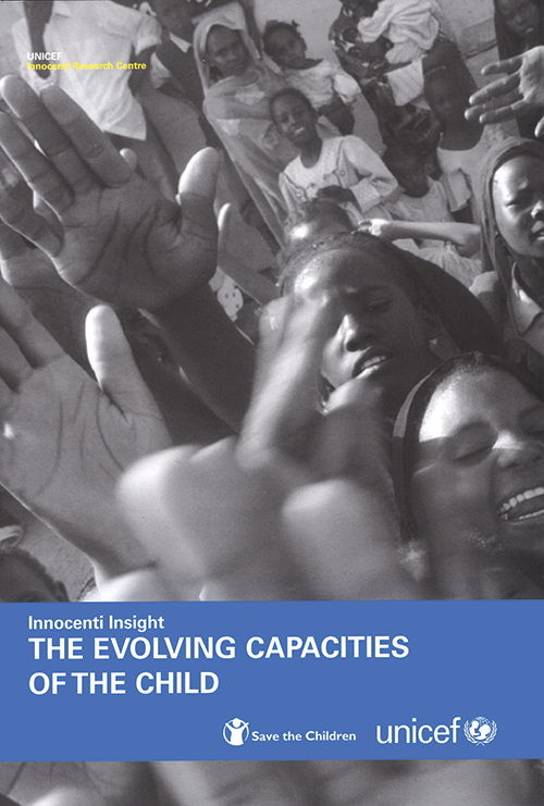 EVOLVING CAPACITIES OF THE CHILD