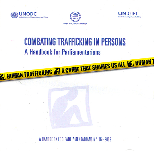 COMBATTING TRAFFICK IN PERSONS