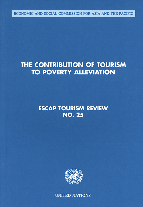 CONTRIBUTION OF TOURISM TO POVERTY