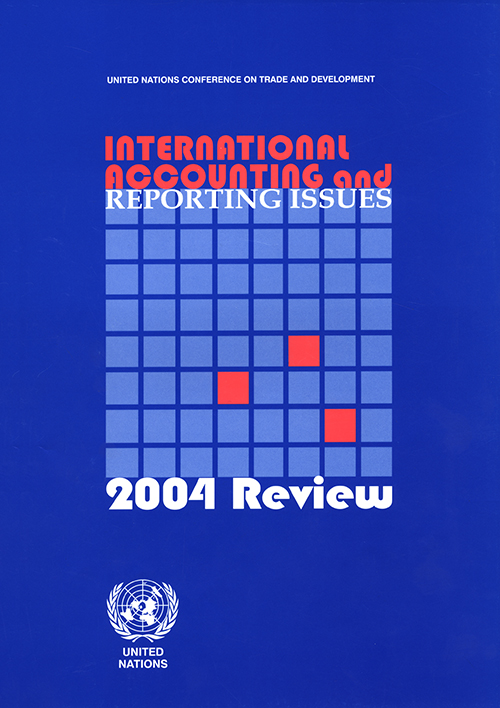 INTL ACC & REPORTING ISSUES 2004